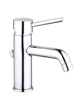 Minimax S Small Basin Mixer Tap With Waste