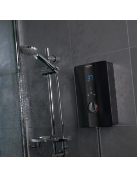 Bristan Bliss 8.5kW Electric Shower Black