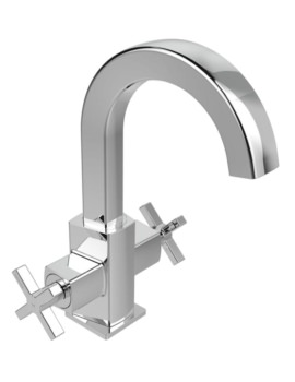 Bristan Cascade Single Hole Basin Mixer Tap