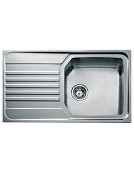 Premium 1B 1D Stainless Steel Inset Sink