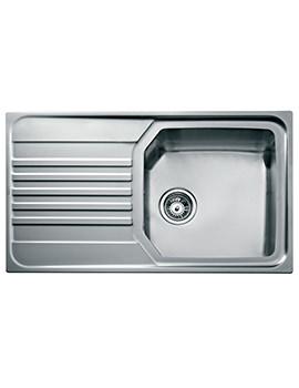 Teka Premium 1B 1D Stainless Steel Inset Sink