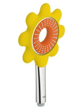 Rainshower Icon 100 Hand Shower Orange