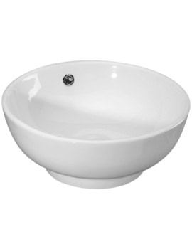 420mm Round Counter Top Vessel Basin