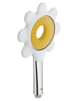 Rainshower Icon 100 Hand Shower Yellow