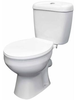 Melbourne Close Coupled WC Set 630mm