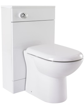 Mayford 500 x 330mm Back-To-Wall WC Furniture Unit