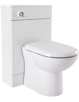 Mayford 600 x 300mm Back-To-Wall WC Furniture Unit