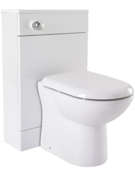 Mayford 600 x 330mm Back-To-Wall WC Furniture Unit