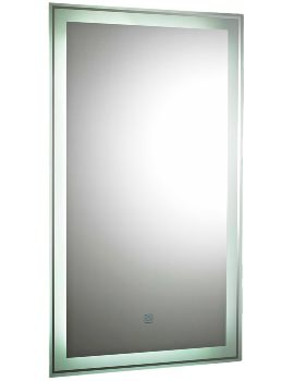 Glow Touch Sensor 400 x 700mm LED Mirror
