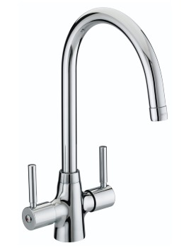 Monza Easyfit Kitchen Sink Mixer Tap Chrome