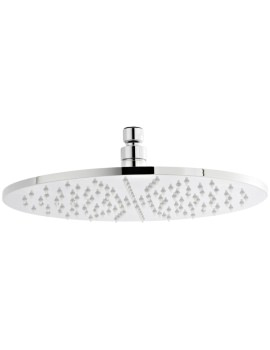 300mm Round Fixed Shower Head With LED