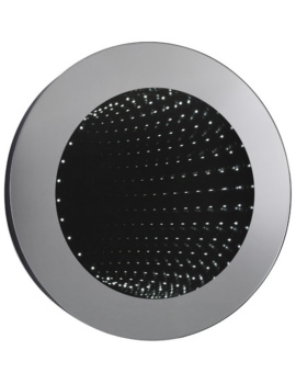 Infinity 600mm Round LED Mirror
