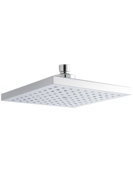 200 x 200mm Square ABS Fixed Shower Head