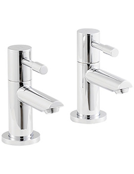 Series 2 Basin Taps Pair