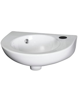 Brisbane 430 x 345mm Wall Hung Basin