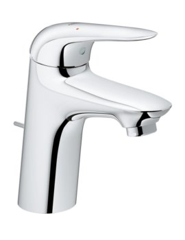 EuroStyle S-Size Single Hole Basin Mixer Tap