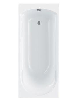 Arc Single Ended 5mm Acrylic Bath 1700 x 700mm