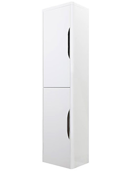 Parade 350 x 1399mm Wall Hung Tallboy Unit