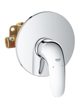 Eurostyle Single Lever Shower Mixer Valve