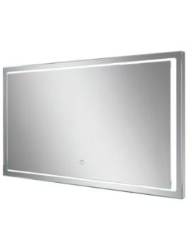 HIB Spectre 100 Landscape LED Mirror 1000 x 600mm