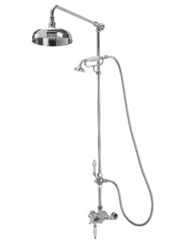 Victoria Exposed Thermostatic Shower Valve With Kit