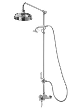 Imperial Exposed Thermostatic Shower Valve With Kit