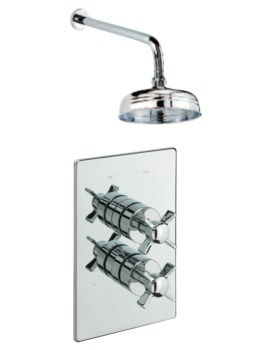 Imperial Concealed Thermostatic Shower Valve With Shower Head
