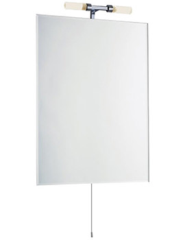 Vantage 600 x 800mm Standard Mirror With Light
