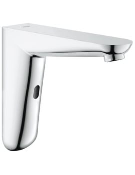 Euroeco CE Infra-Red Electronic Wall Mounted Basin Tap