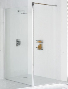 Classic Walk In Shower Screen 700mm