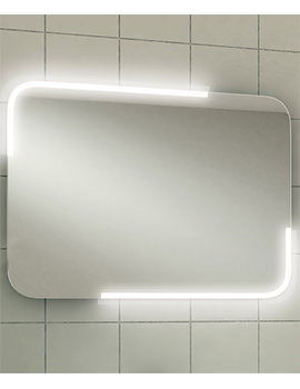 HIB Orb 60 LED Ambient Mirror 800 x 600mm