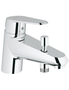Eurodisc Cosmopolitan Half Inch Single Lever Bath Shower Mixer Tap