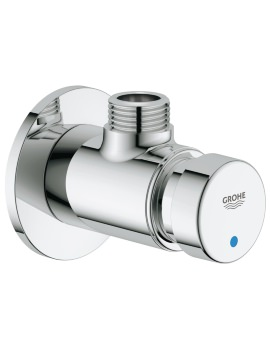 Euroeco Cosmopolitan T Self-Closing Shower Valve