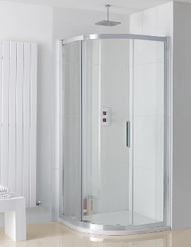 Lakes Coastline Sorong Offset Quadrant Shower Enclosure 1200 x 900mm
