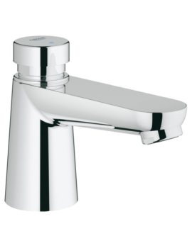 Euroeco Cosmopolitan T Self-Closing Pillar Tap