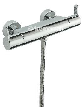 Mercati Lollipop Exposed Thermostatic Shower Valve