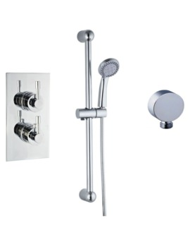 Amazon Concealed Thermostatic Shower Valve And Slide Rail Kit