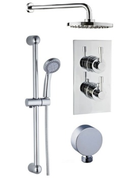 Amazon Concealed Valve With Divertor Shower Arm And Slide Rail Kit