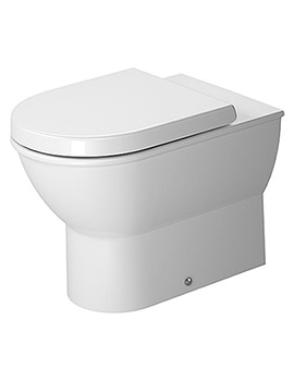 Darling New 370 x 570mm Floorstanding Toilet