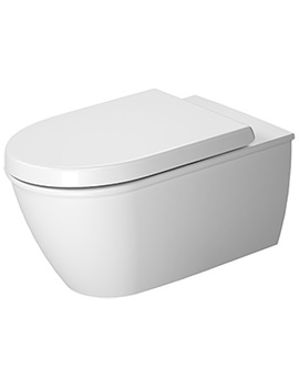 Darling New 370 x 625mm Wall Mounted Toilet