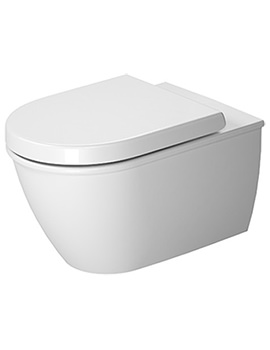 Darling New 370 x 540mm Wall Mounted Toilet