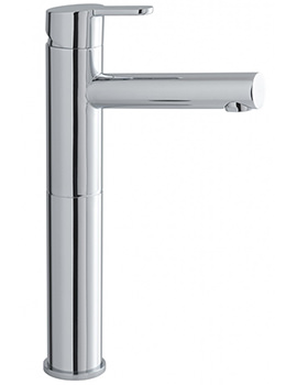 Sense Extended Single Lever Mono Basin Mixer Tap
