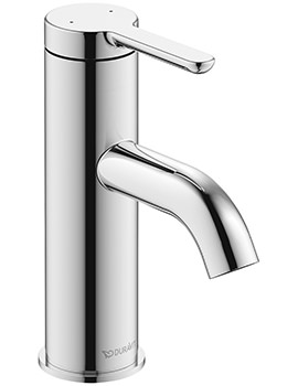 C.1 Single Lever 155mm Height Basin Mixer Tap