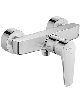 B.1 Single Lever Exposed Manual Shower Mixer Valve