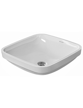 DuraStyle 400mm Undercounter Ground Vanity Basin
