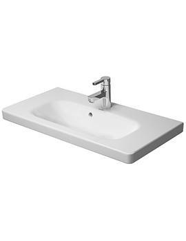 DuraStyle 785 x 400mm Compact Furniture Washbasin