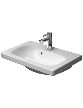 DuraStyle 635 x 400mm Compact Furniture Washbasin