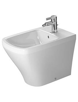 DuraStyle 370 x 570mm Back To Wall Floor Standing Bidet