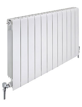 Modena Horizontal 320 x 430mm Radiator