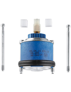 Ceramic Cartridge For Single Lever Mixers